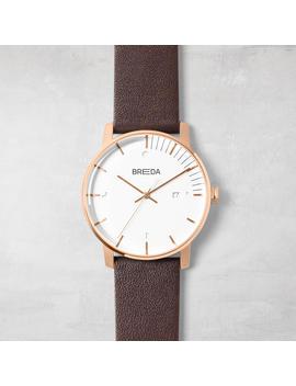 Breda Phase Watch, Rose Gold by Breda