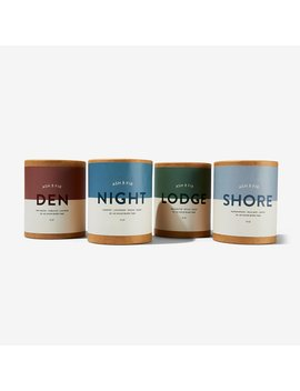 The Full Candle Set by Ash & Fir
