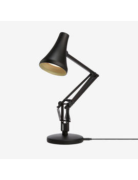 90 Mini Desk Lamp, Carbon Black by Anglepoise