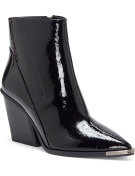 Anikah Pointy Toe Bootie by Vince Camuto