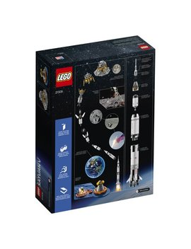 Lego Ideas Lego® Nasa Apollo Saturn V 21309 by Lego
