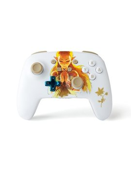 Power A Enhanced Wireless Controller For Nintendo Switch   Princess Zelda, 1510838 01 by Power A