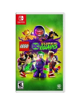Lego Dc Supervillains, Warner Bros, Nintendo Switch, 883929632978 by Warner Bros.