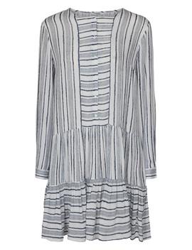 Pclitta Ls Dress D2 D Jit by Pieces