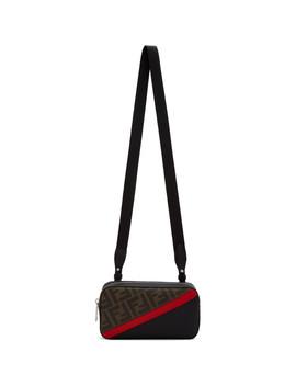 Black 'forever Fendi' Camera Bag by Fendi