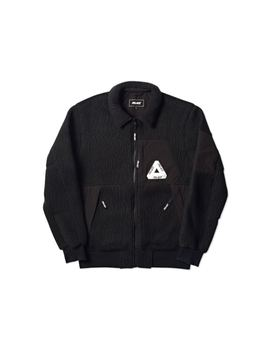 Palace Polartec Flee Bomber Black by Stock X