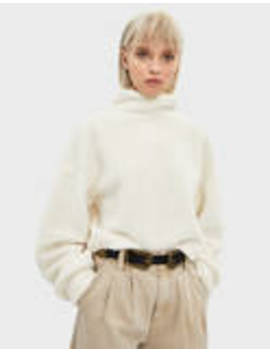 Pullover Aus Lammfellimitat by Bershka