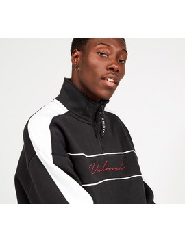 Track Jacket | Black by Unlvd