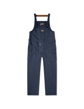 Nigel Cabourn X Lybro Naval Dungaree by Nigel Cabourn