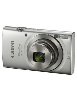 Canon Power Shot Elph 180 Silver by Canon