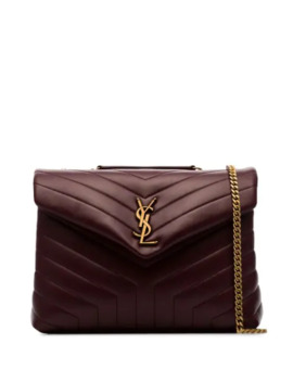 Lou Lou Medium Schoudertas by Saint Laurent