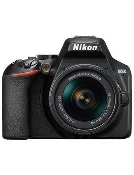 Nikon D3500 Dslr Camera With 18 55mm Vr Lens Kit by Best Buy