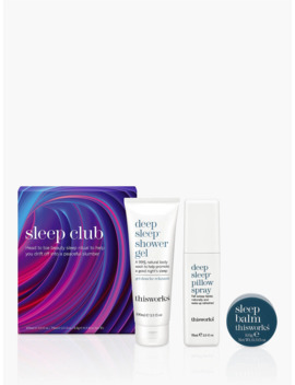 This Works Sleep Club Bodycare Gift Set by This Works