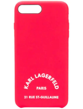 K/Athleisure I Phone 8+ Etui by Karl Lagerfeld