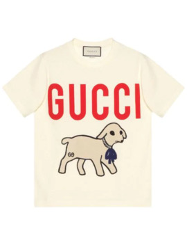 Gucci Lamb T Shirt by Gucci