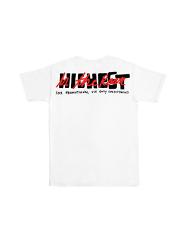 Travis Scott Hot 100% Off T Shirt White by Stock X