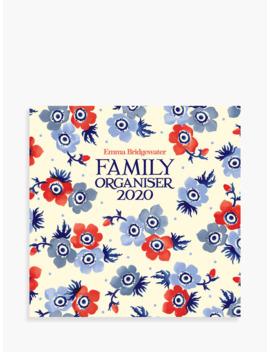 Emma Bridgewater Family Organiser Square Calendar 2020 by Emma Bridgewater