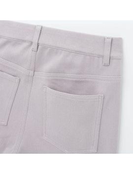 Pantaloni Leggings Ultra Elasticizzati Donna by Uniqlo