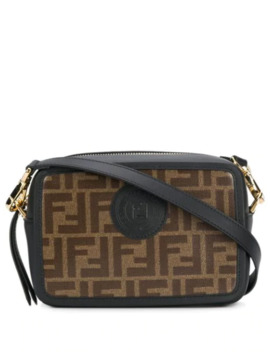 Mini Sac à Bandoulière Ff by Fendi