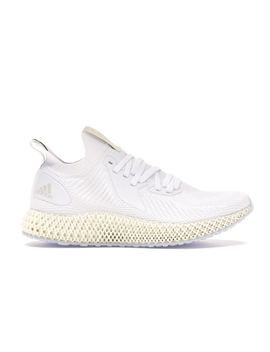 Adidas Alphaedge 2 4 D White by Stock X