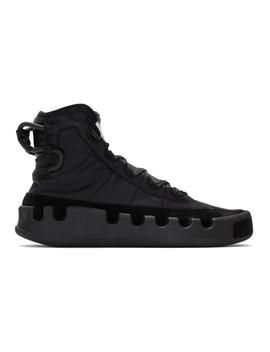 Black Kasabaru Sneakers by Y 3