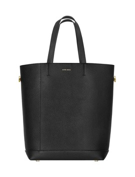 Lyon Water Repellent Leather Tote by Anine Bing