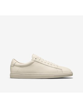 Low 1 | Cream by Oliver Cabell