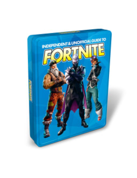 Fornite Tin Of Books by Game