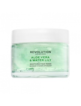 Aloe Vera & Water Lily Smoothing Face Mask 50 M L by Revolution