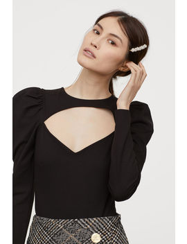 Puff Sleeved Body by H&M