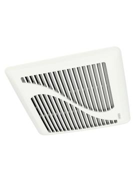 In Vent Series 110 Cfm Wall/Ceiling Installation Bathroom Exhaust Fan, Energy Star* by Nu Tone
