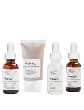 Set De Tratamiento Healthy Skin De The Ordinary by The Ordinary