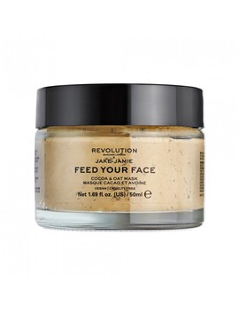 X Jake   Jamie Cocoa & Oat Moisturising Face Mask 50 M L by Revolution
