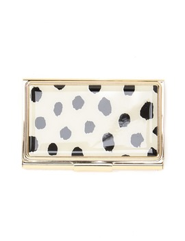 Boudoir Business Card Case by Kate Spade New York