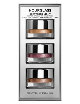 Travel Size Scattered Light Glitter Eyeshadow Set by Hourglass
