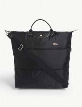 Le Pliage Club Xxl Canvas Travel Bag by Club
