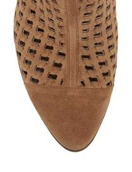 Neeja Leather Booties by Vince Camuto