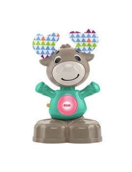 Fisher Price Linkimals Musical Moose Interactive Baby Toy922/1220 by Argos