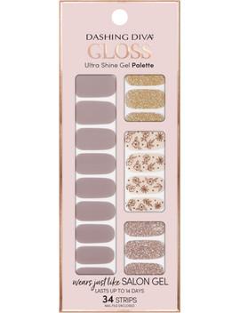 Lavendar Dreams Gloss Ultra Shine Gel Strips by Dashing Diva