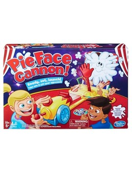 Pie Face Cannon Game by Pie Face!