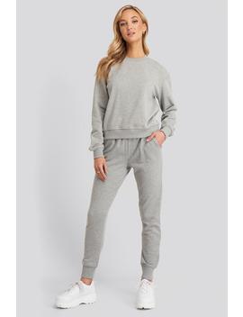 Basic Sweatpants Grau by Na Kd Basic