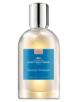 'vanille Extreme' Eau De Toilette by Comptoir Sud Pacifique