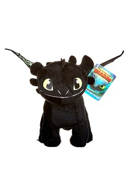 Toothless How To Train Your Dragon Plush by Smyths