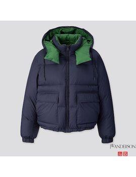 Women Jw Anderson Reversible Down Jacket (3) by Uniqlo