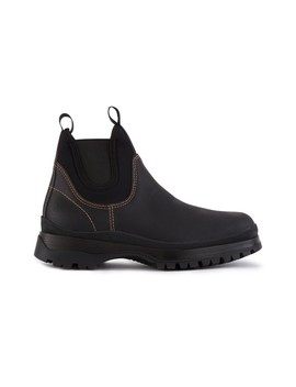 Brixxen Ankle Boots by Prada