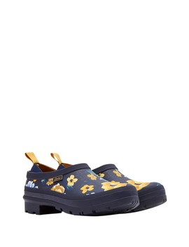 Pop On Welly Rain Boot Clog by Joules