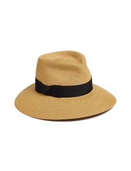 'phoenix' Packable Fedora Sun Hat by Eric Javits