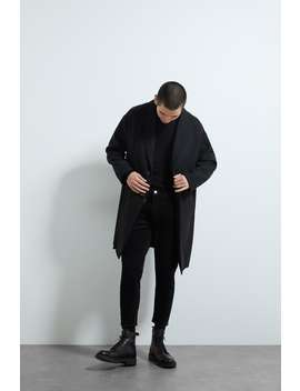 Raw Edges Corduroy Trousers by Zara