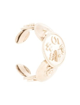 Cc Logo Bangle by Chanel Pre Owned