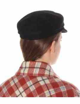 Evie Wool Blend Cap by Isabel Marant